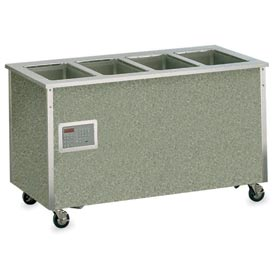 "Signature Server® - Hot Food Bases 5 Well 74""L x 28""W x 34""H"