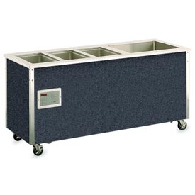 "Signature Server® - Hot/Cold Station Refrigerated. 74""L x 28""W x 34""H"