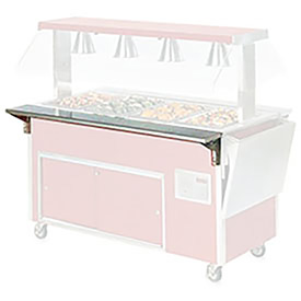 Signature Server® - Plate Rest with Mounting Kit 74""
