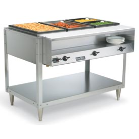 Servewell® 2 Well Hot Food Table 120V / 700W Ul