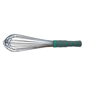 """10"""" French Whip With Hi-Temp Handle - Pkg Qty 12"""