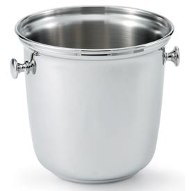 Silver Plate Double Wine Bucket with Handles