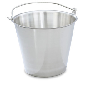 Utility Pail - Tapered 14-3/4 Qt - Pkg Qty 3