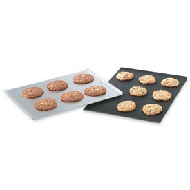 "Half Size Cookie Sheet - 17""W X 14""D Aluminum - 68085 - Pkg Qty 6"