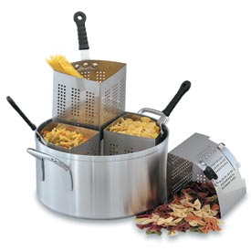 "Pasta and Vegetable Cooker 14"" Pot Only"