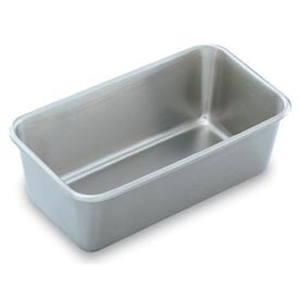 Stainless Loaf Pan 6 Lbs. - Pkg Qty 6