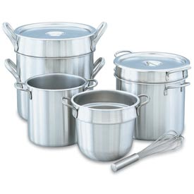 Stainless Steel Double Boiler 7 Qt. Inset