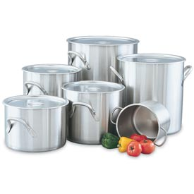 "20 Qt (12"") Tri-Ply Stock Pot"