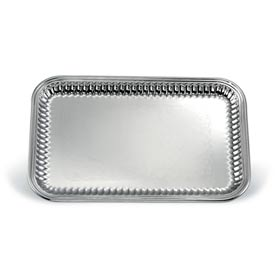 Vollrath® Esquire™ Large Rectangular Tray - Pkg Qty 3