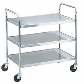 Vollrath 97105 - Stainless Steel Shelf Cart