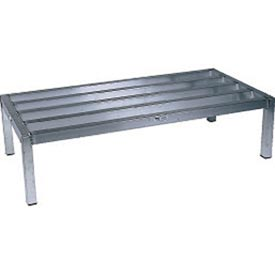 "Heavy Duty Dunnage Rack, 24""W x 48""L x 12""H"