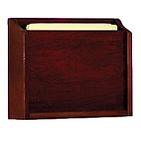 HIPPAA Compliant Chart Holder - Mahogany