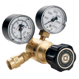 Flow Gauge Regulators, WESTERN ENTERPRISES REB-3-FG