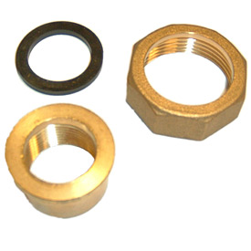 "3/4"" Copper Tailpiec Kit For Pressure Regulators, Model 70 & Br4"