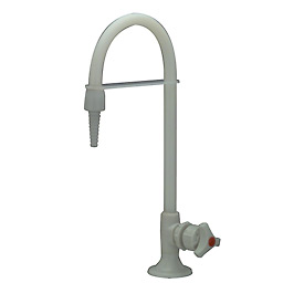 Zurn Z82900 - Deck Mounted Single Lab Faucet For Di/Dw/Ro Water