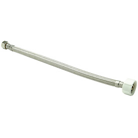 Zurn Z8870-9-SS Toilet Supply 3/8 In. Compression X 7/8 In. Ballcock X 9 In. - Stainless Steel
