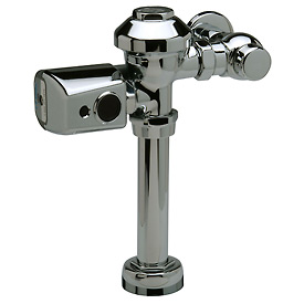 Aqua Sense Water Closet Flush Valve - All Chrome Plated Housing