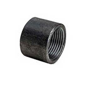 BMI Canada 11110001 Non-Recessed Half Coupling 150# Black Steel - 1/8 In.  - Pkg Qty 100
