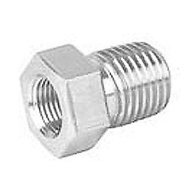 Capitol 13023110 Hex Bushing 150# Galvanized Steel - 3/4''x1/2''