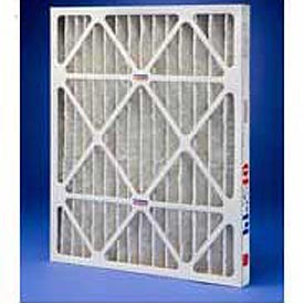 "Purolator® 5267502055 Hi-E® 40 Pleated Filter 20""W x 25""H x 4""D - Pkg Qty 6"