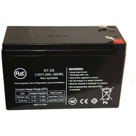 AJC®  Brand Replacement UPS Batteries for  Geek Squad