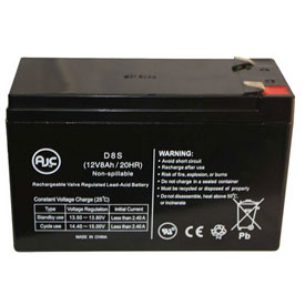 AJC®  Brand Replacement UPS Batteries for  Cyber Power 8 Amps