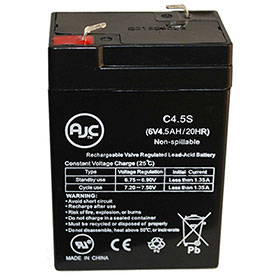 AJC® Brand Replacement Lead Acid Batteries For Atlite