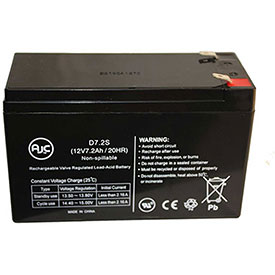 AJC® Brand Replacement Lead Acid Batteries For Blue Grotto