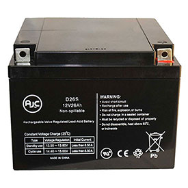 AJC® Brand Replacement Lead Acid Batteries For Diatek