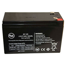 AJC® Brand Replacement Lead Acid Batteries For DTS