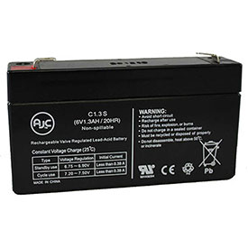 AJC® Brand Replacement Lead Acid Batteries For Life Line