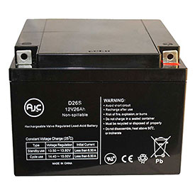 AJC® Brand Replacement Lead Acid Batteries For Newark
