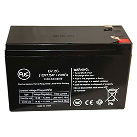 AJC® Brand Replacement Lead Acid Batteries For Power Tank
