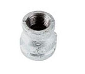 Reducer Coupling Galvanized Malleable